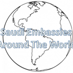 Saudi Embassies Addresses Around The World