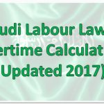 Overtime Calculation and Labour Law in Saudi Arabia