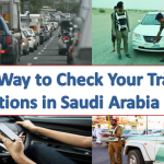 Best Way To Check MOI Traffic Violations fine Online