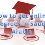 How to Get Online Degree in Saudi Arabia?