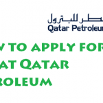 How you Can Apply in Qatar Petroleum