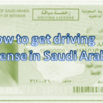 DRIVING License in PROCEDURE Saudi Arabia