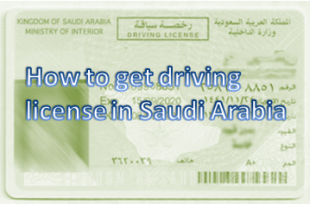 Get your driving license