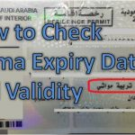 Check Query Iqama Expiry Date Online