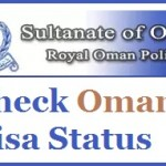 How to Check Oman Visa Status by Passport Number