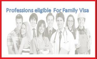 Family Visa Profession in Saudi Arabia