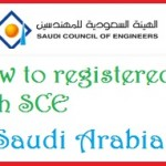 Saudi Council of Engineers Registration