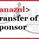 Job Change Transfer of Sponsorship with Tanazul