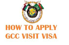 Apply UAE Visit Visa For GCC Residents