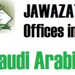 JAWAZAT Offices in Saudi Arabia
