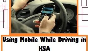 traffic violation in ksa