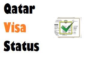 Check Qatar Visa Status Approval Tracking Online