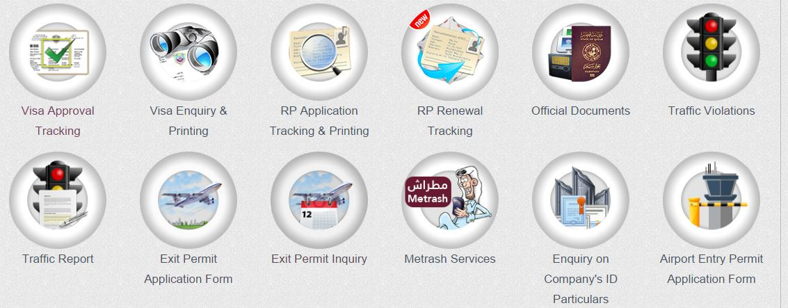 How to Check and Enquiry Qatar Visa Status Online:
