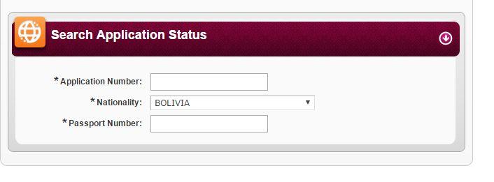 check qatar visit visa online