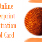 MOI Online Fingerprint Registration of SIM Card