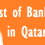 List of Banks in Doha Qatar