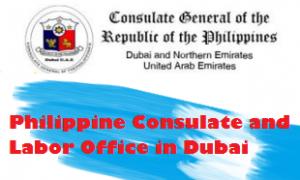 philippine consulate contact