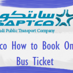SAPTCO سابتكو Online Bus Ticket Booking