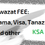 JAWAZAT IQAMA VISA FEES in Saudi Arabia