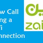 Zain KSA VoLTE and Wi-Fi calling