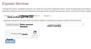 bahrain visa check