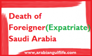 expat death in saudi arabia