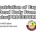Repatriation of Dead Body From Qatar