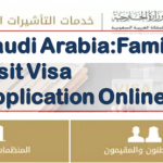 Apply for Family Visit Visa Application Online