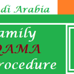 Iqama Procedure For FAMILY and Dependents