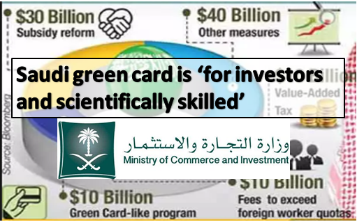 Green Card For Top Qualified Expats and Investors