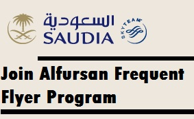How to Join Alfursan Frequent Flyer Program