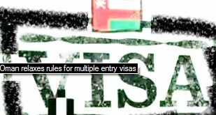 oman multiple exit reentry visa rule