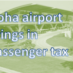 Doha Hamad Airport Qatar Airport Exit Tax Fee