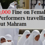 Saudi Riyal 50,000 Fine for Female Pilgrim Without Mahraam