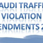 LATEST AMENDMENTS IN SAUDI TRAFFIC RULES