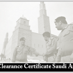 4 Steps Require for Police Clearance Certificate in Saudi Arabia