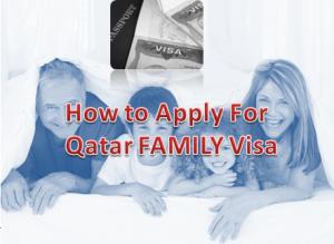 qatar family visa application