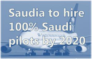 Saudi Arabian airlines jobs in pilots