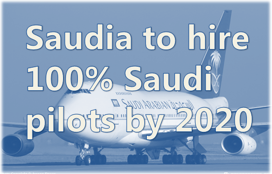Saudi Arabian airlines jobs in pilots