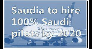 saudi arabian airlines pilots jobs