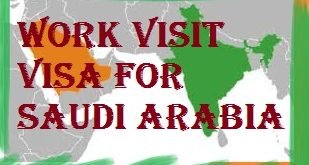 work visa saudi arabia