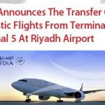 Terminal 5 of Riyadh KKIA Airport for Domestic Flights