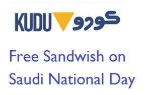Kudu National Day offer