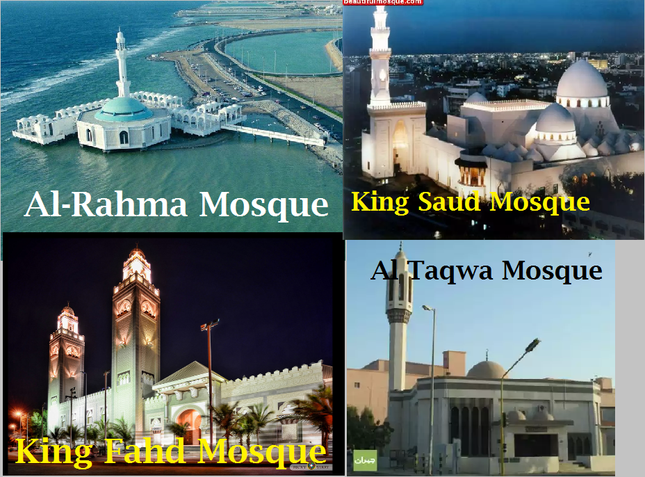 Non-Muslims allowed in four Saudi mosques
