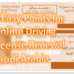Driving License Renewal Saudi Arabia Medical Report