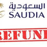 Saudia Airlines Ticket Refund Procedure Refund Policy