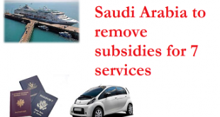 Saudi to increase fees for seven services