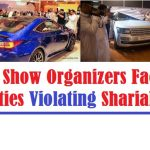 Motor Show Organizer Faces Penalties Violating Shariah Law