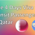 Free 4 Days Visa for Transit Passengers in Qatar