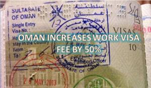 oman-work-visa-fee